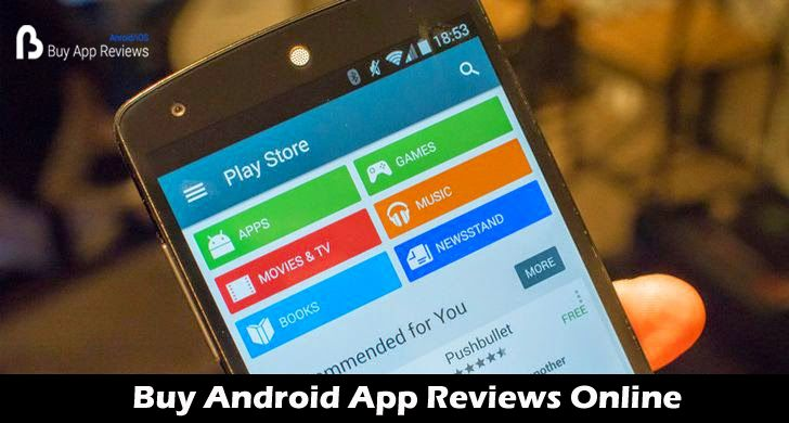 Buy Android App Reviews Online